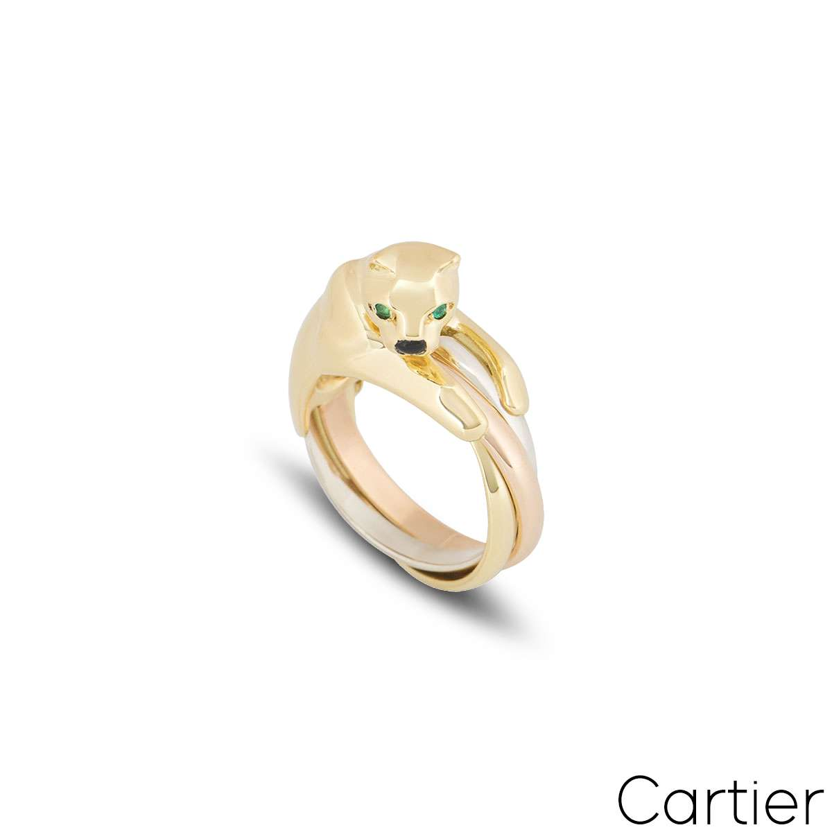 aae3914b23ccd Cartier Panthere Ring